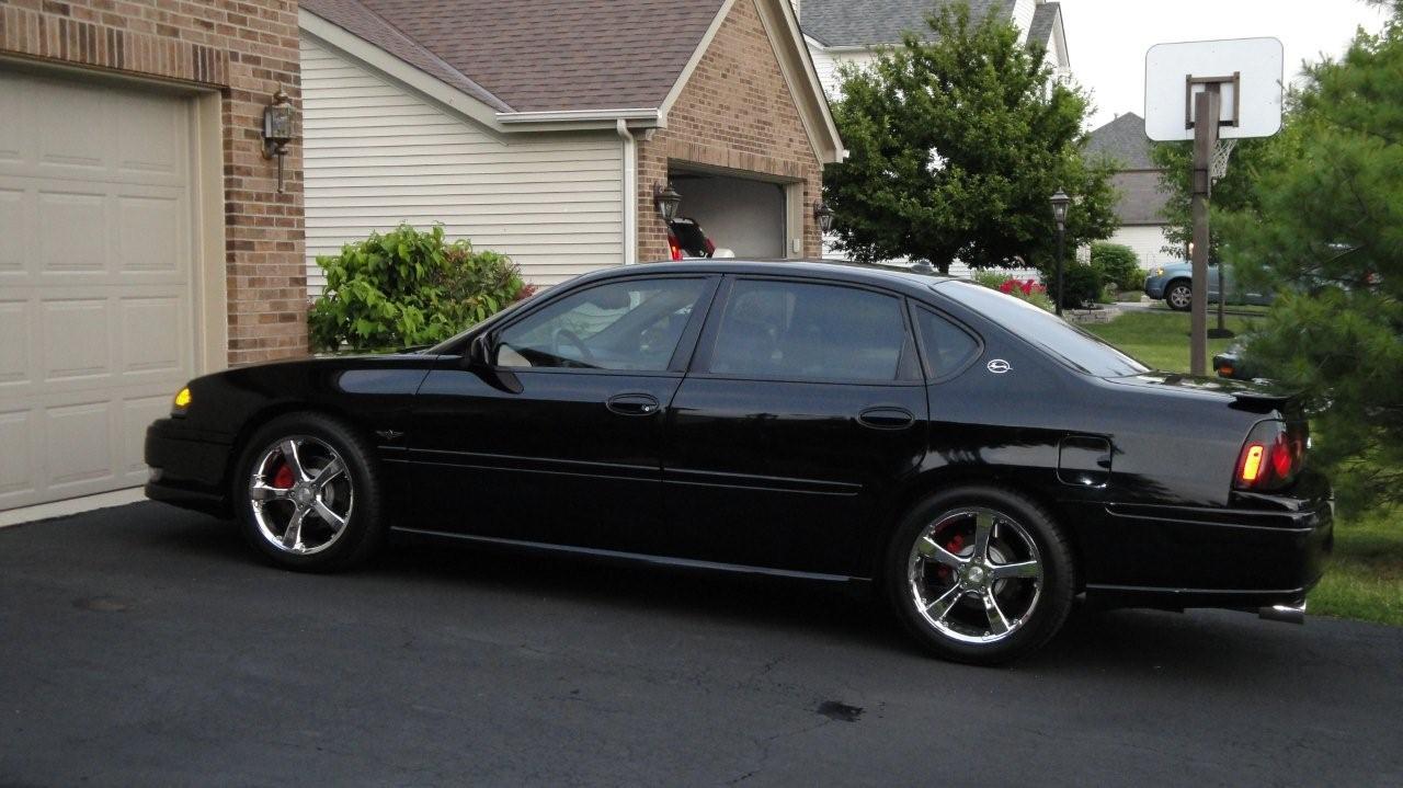 Impala 2004 chevrolet impala : 2004 Chevrolet Impala SS 1/4 mile trap speeds 0-60 - DragTimes.com