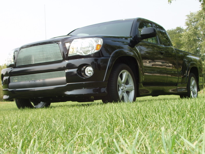 You can vote for this Toyota Tacoma X-runner to be the featured car of the