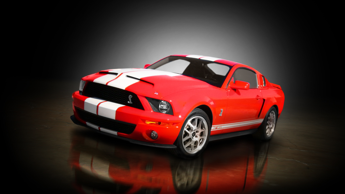 2007 Ford Mustang Shelby-GT500 1/4 mile trap speeds 0-60 ...