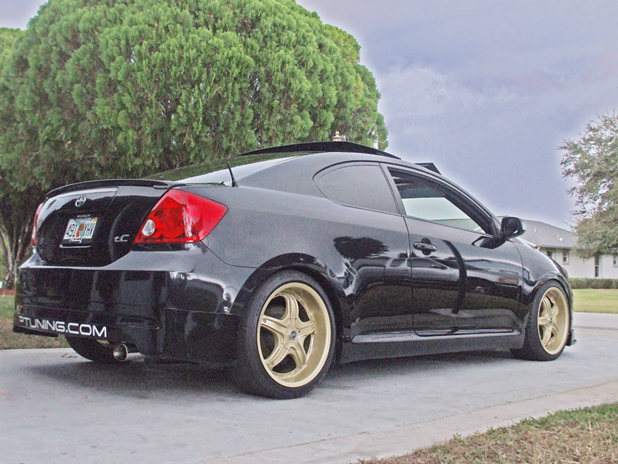 2006 Scion tC TURBO