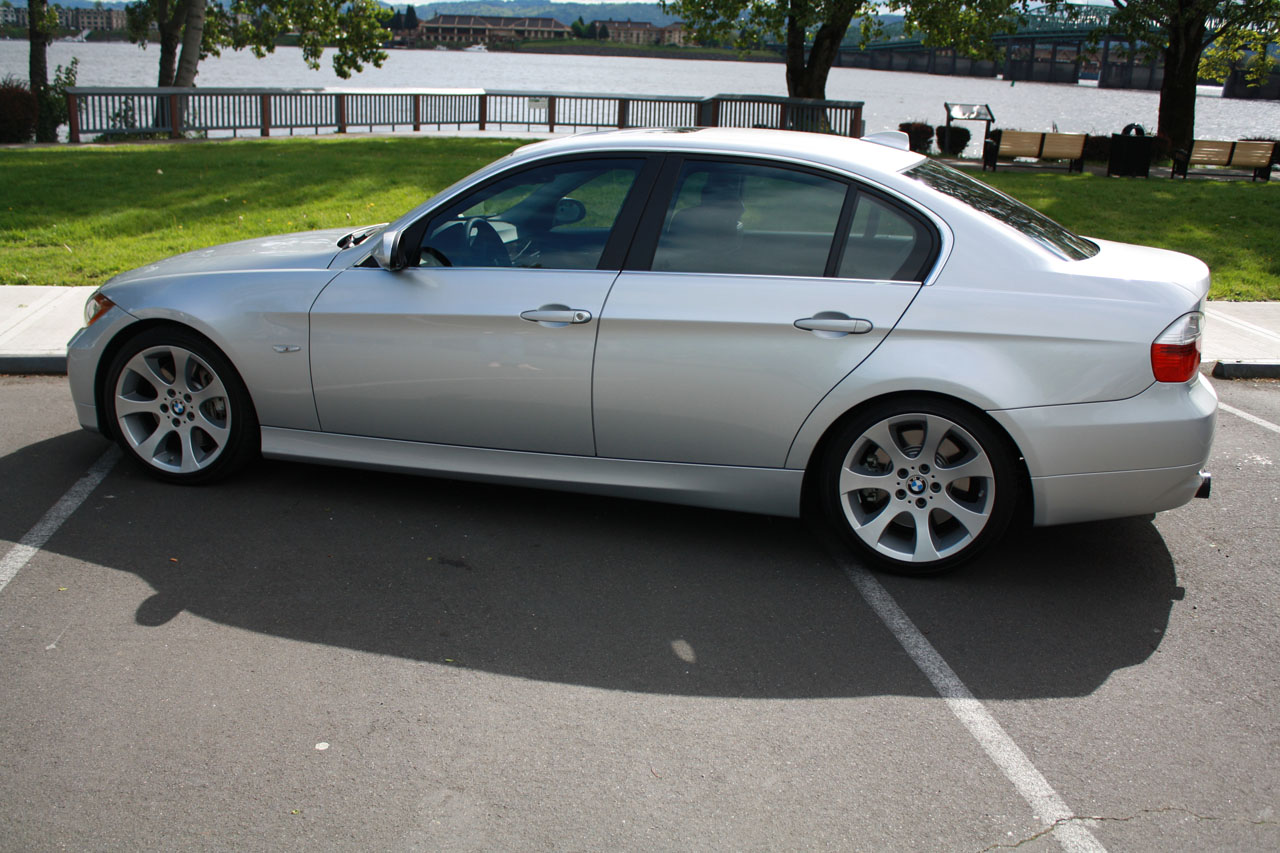 2007 Bmw 335xi E90 Sedan Awd 1 4 Mile Trap Speeds 0 60