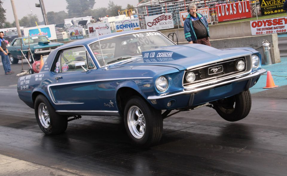 Mustang Drag Race Cars For Sale