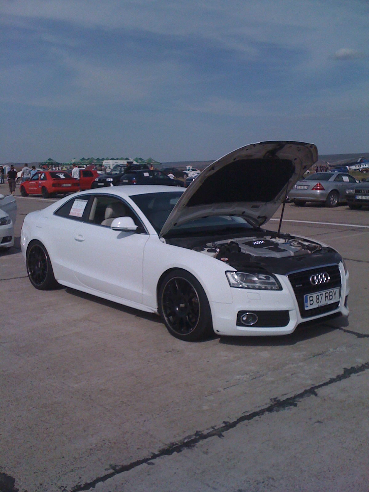 2008 Audi A5 Pictures, Mods, Upgrades, Wallpaper - DragTimes.com