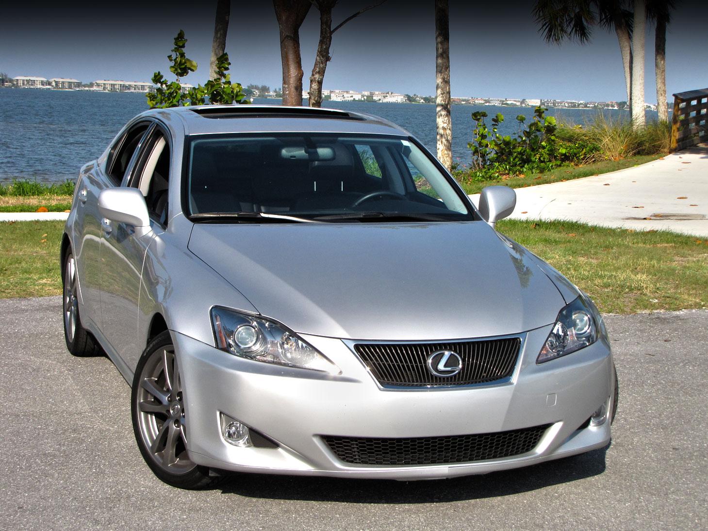 Lexus Extended Warranty >> Stock 2008 Lexus IS250 1/4 mile Drag Racing timeslip specs 0-60 - DragTimes.com