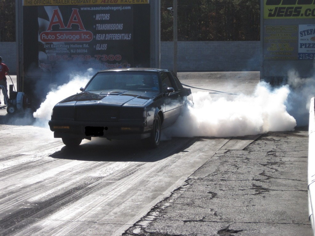 1 4 Mile Times >> 1987 Buick Grand National 1/4 mile Drag Racing timeslip specs 0-60 - DragTimes.com