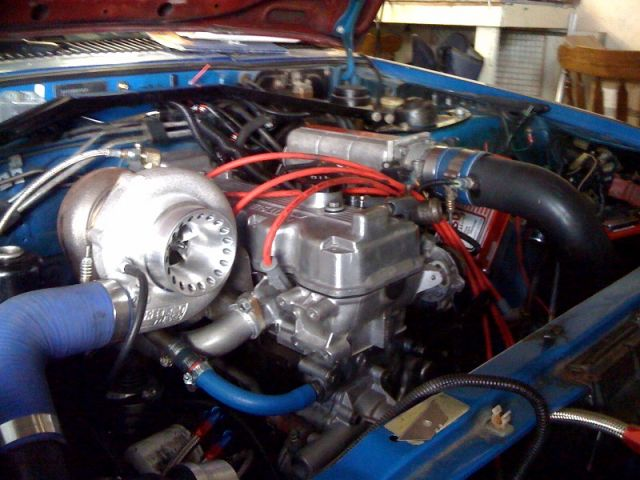 Mitsubishi Starion on Tsi 2 0 T Engine