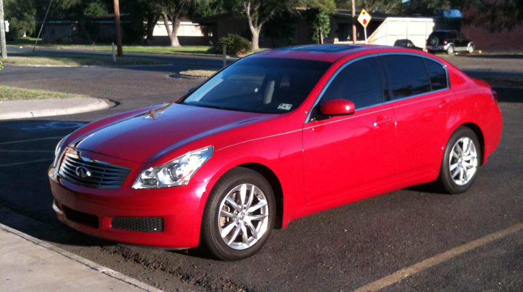 2007 Infiniti G35 Sedan Pictures Mods Upgrades
