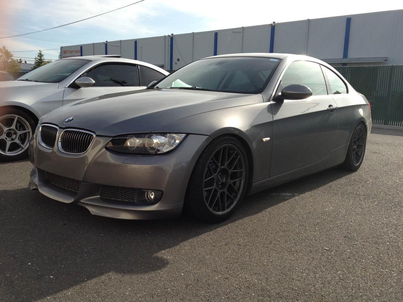 2007 BMW 335Xi >> 2007 BMW 335i Coupe VISHNU Procede 1/4 mile Drag Racing timeslip specs 0-60 - DragTimes.com