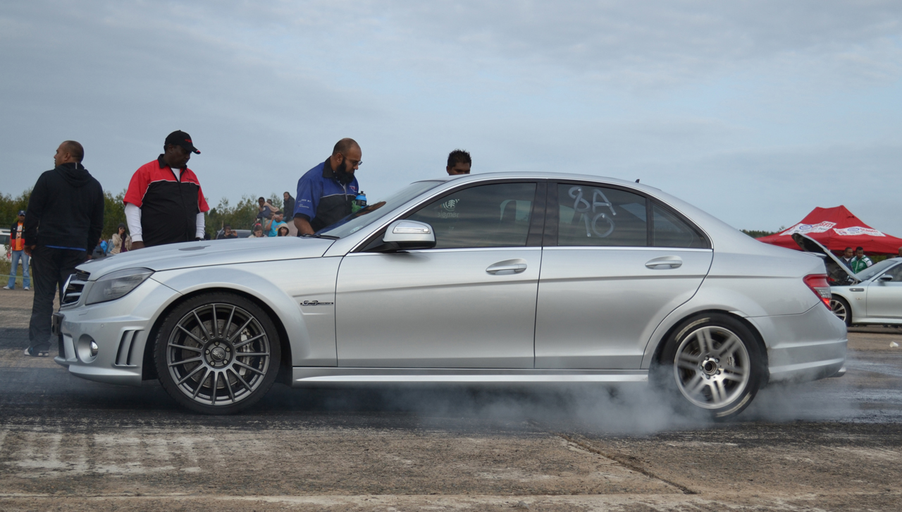 2008 Iridium Silver Mercedes-Benz C63 AMG  picture, mods, upgrades
