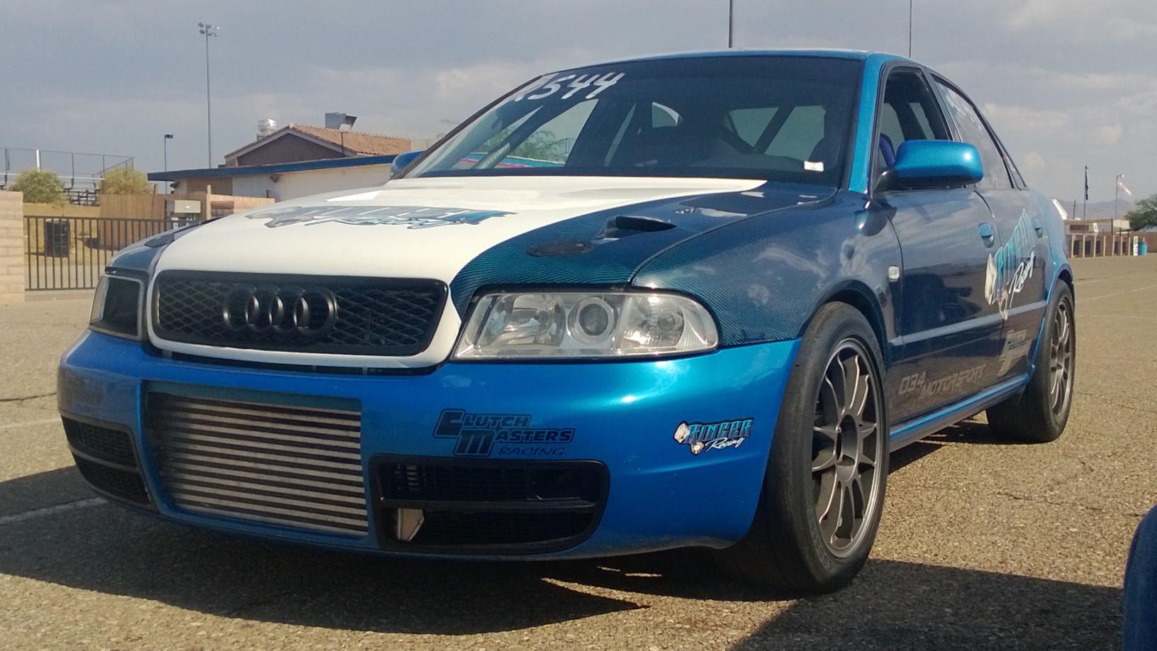 Audi S4 0 60 >> 2000 Audi A4 B5 1.8t HTA3586 Turbo 1/4 mile Drag Racing