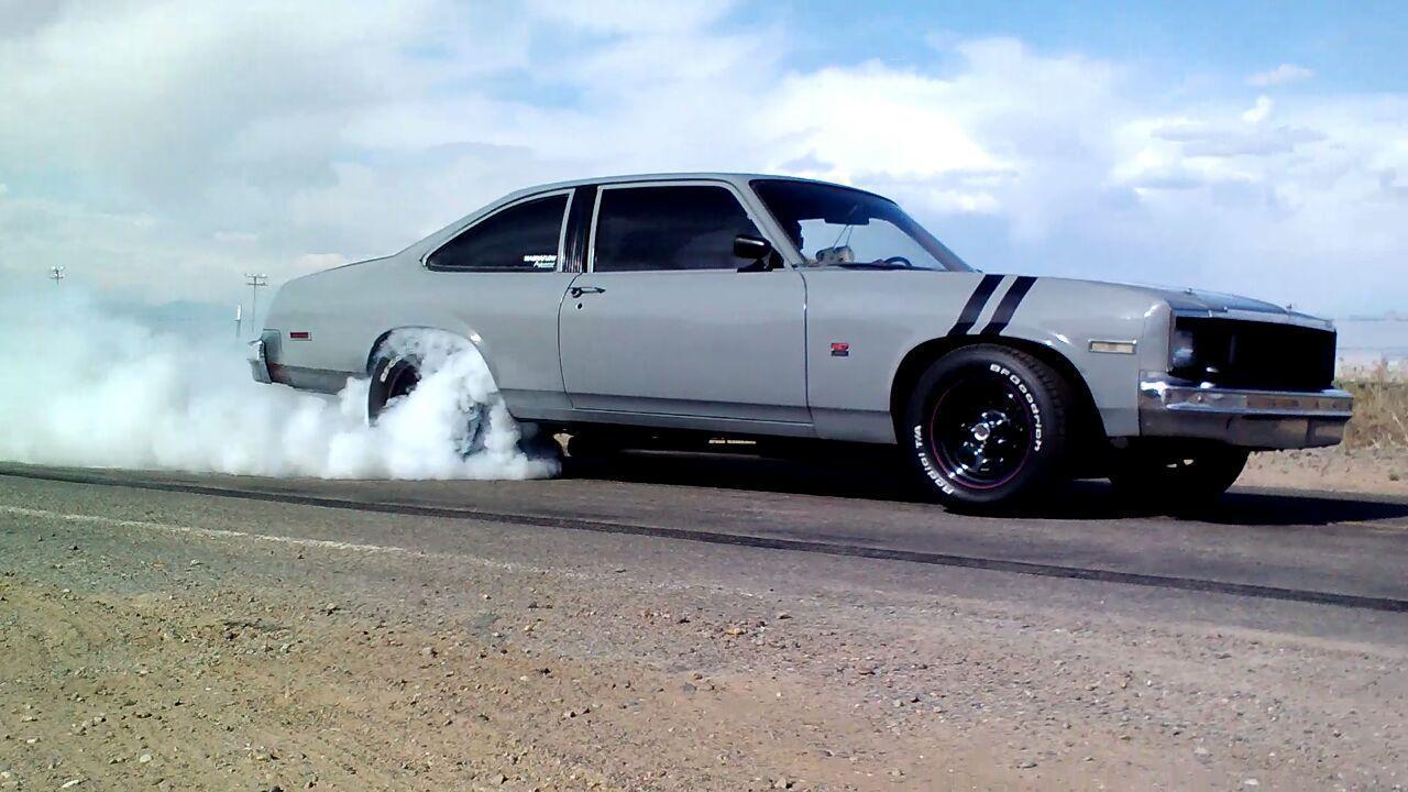 1979 Chevrolet Nova 454 bbc 1/4 mile trap speeds 0-60 - DragTimes.com