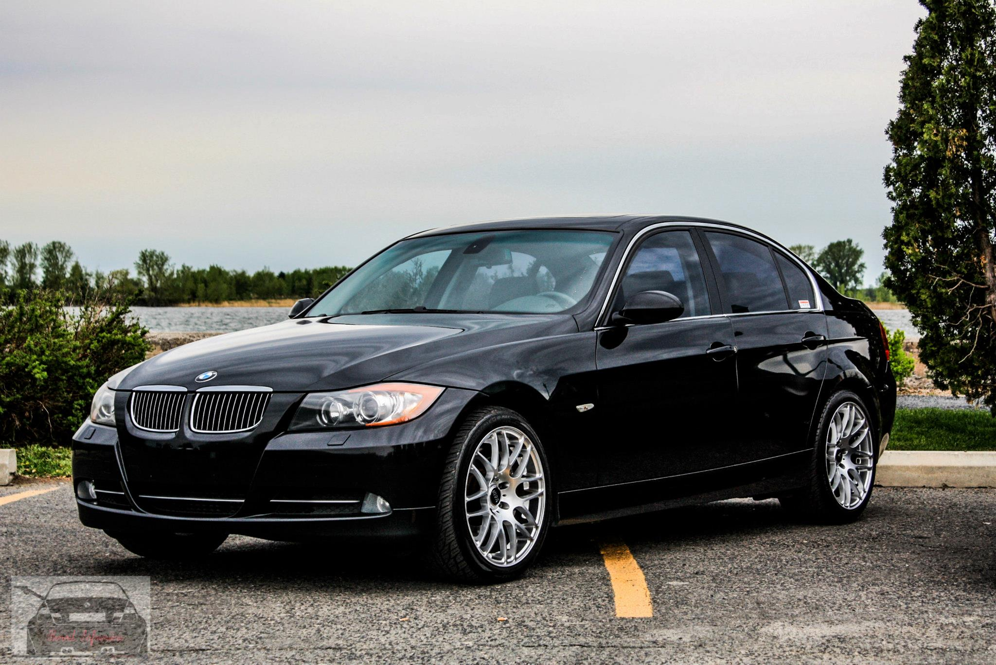 2008 Jet Black Bmw 335xi E90 Pictures Mods Upgrades
