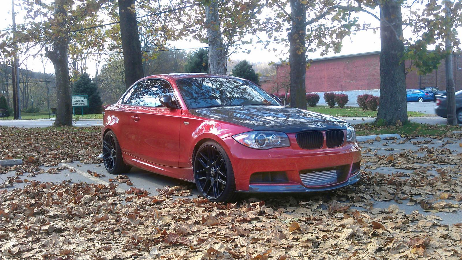 2008 BMW 135i 1 4 mile Drag Racing timeslip specs 0 60
