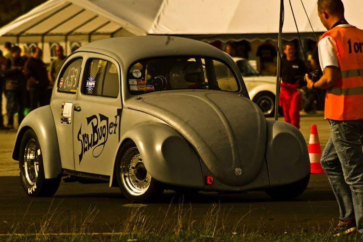 1951 Volkswagen Beetle Split Window Standard 1/4 mile Drag Racing timeslip specs 0-60 ...
