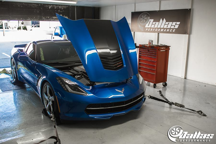2014 Corvette Stingray For Sale >> 2014 Laguna Blue TriCoat Chevrolet Corvette C7 Premier ...