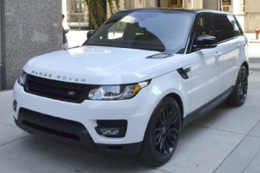 Stock 2014 Land Rover Range Rover Sport Supercharged 1 4 Mile Drag Racing Timeslip Specs 0 60