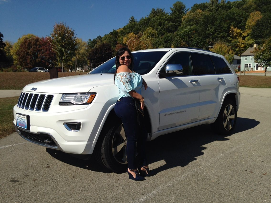 1 4 Mile Times >> 2015 White Jeep Grand Cherokee Overland Pictures, Mods, Upgrades, Wallpaper - DragTimes.com