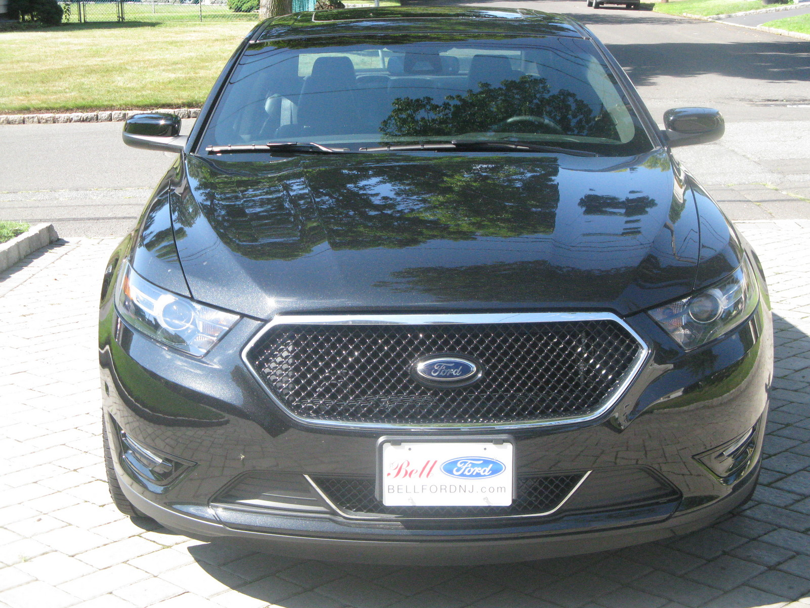 2013 Black Ford Taurus SHO picture, mods, upgrades