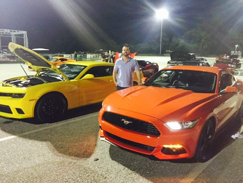 Orange 2015 Mustang >> 2015 Competition Orange Ford Mustang EcoBoost Premium ...