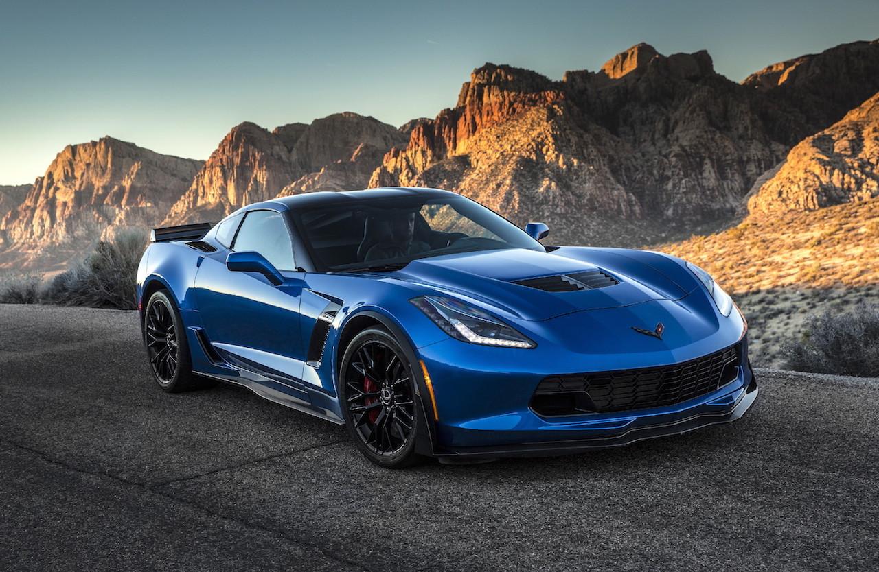 Corvette c7 chevy corvette : 2015 Metallic blue Chevrolet Corvette C7-Z06 Z06 Pictures, Mods ...