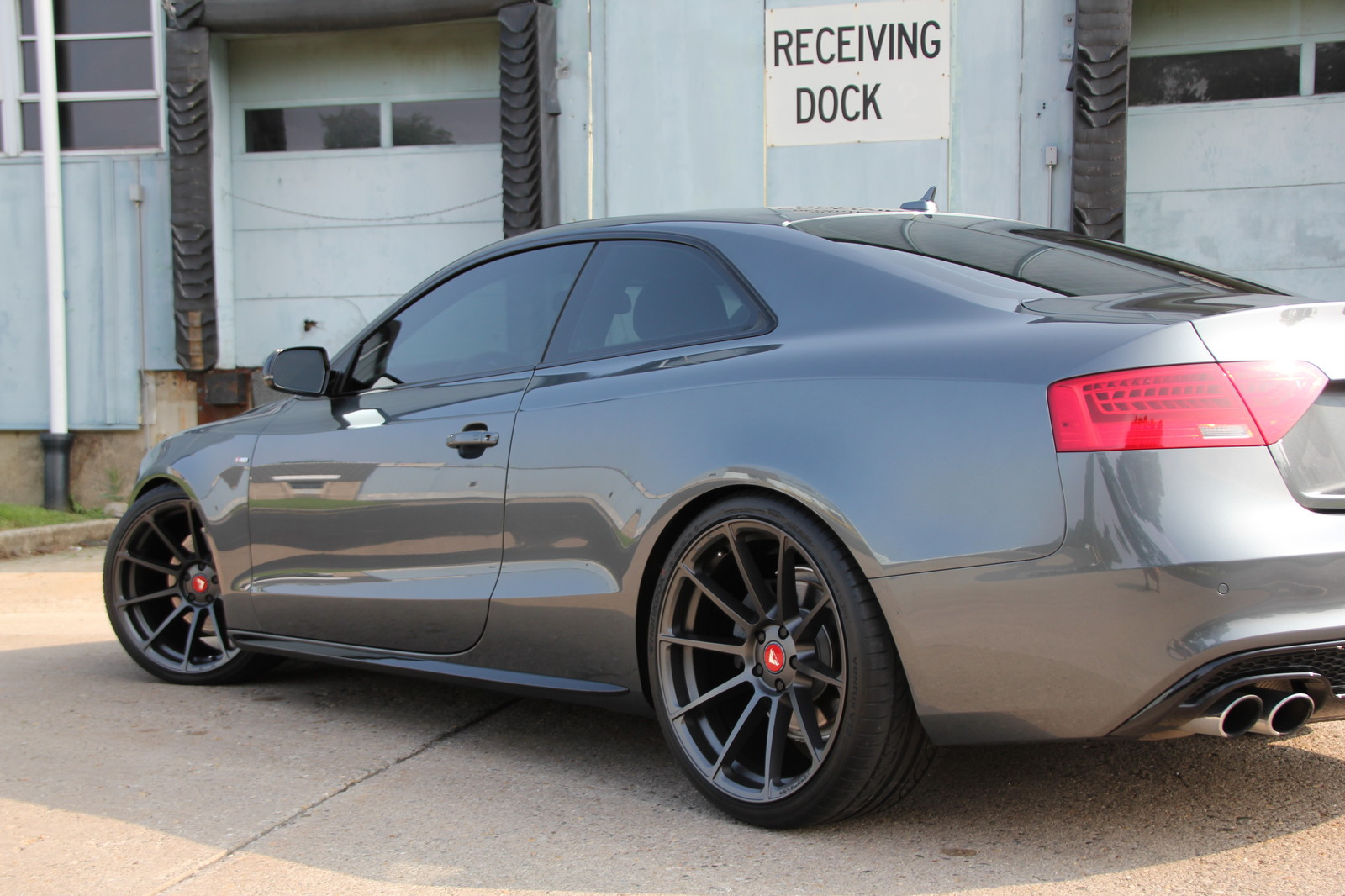 2013 Daytona Grey Pearl Audi A5 Pictures Mods Upgrades