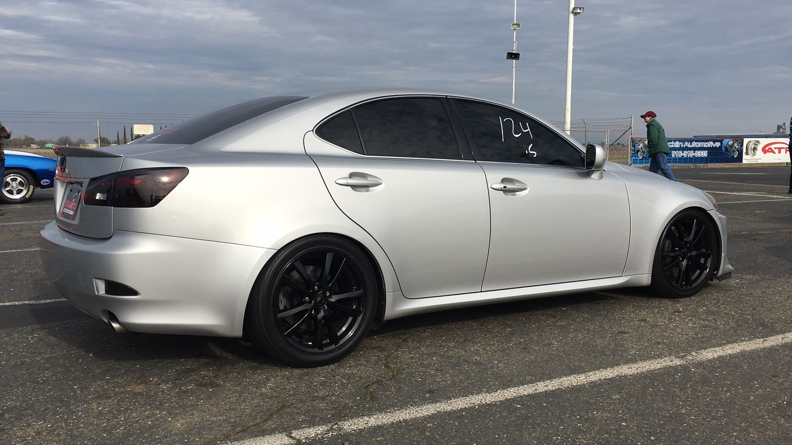2006 Lexus IS350
