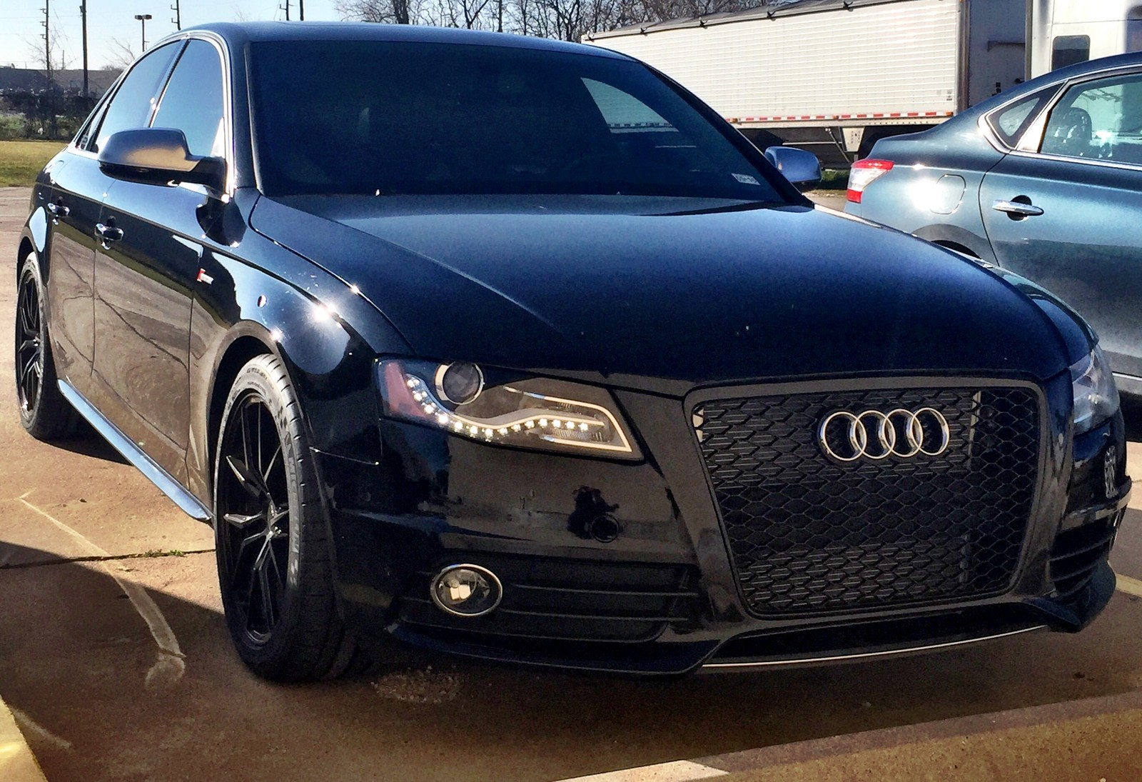 2012 Audi S4 1 4 Mile Trap Speeds 0 60 Dragtimes Com
