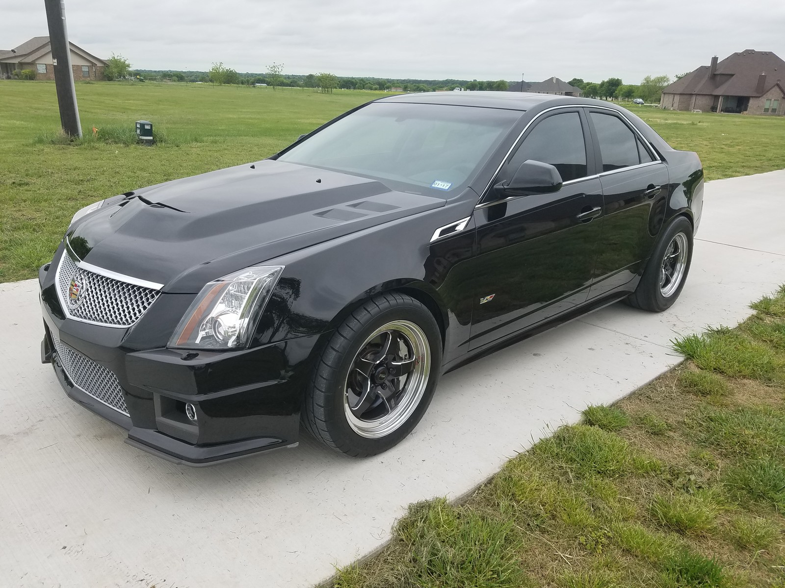 2012 Cadillac Cts V Sedan 1 4 Mile Drag Racing Timeslip