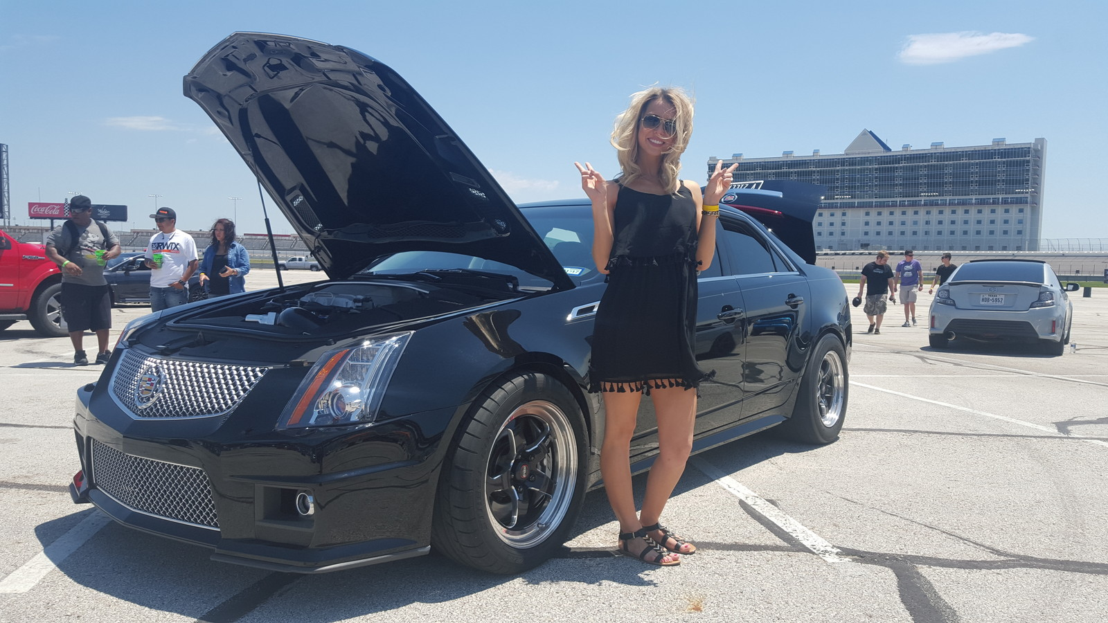 Cts V Coupe >> 2012 Cadillac CTS-V Sedan 1/4 mile trap speeds 0-60 - DragTimes.com