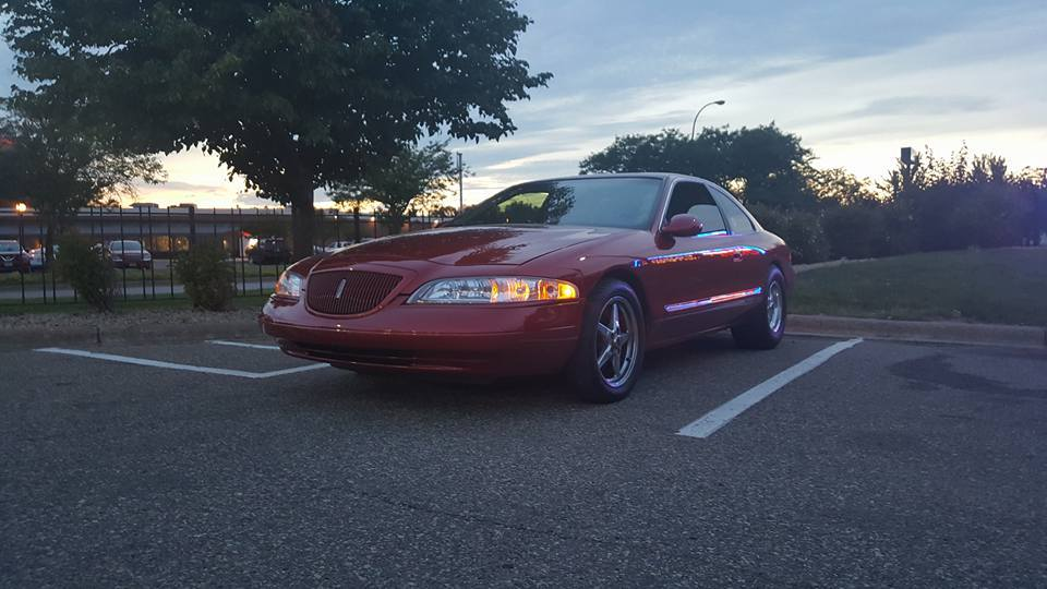1997  Lincoln Mark VIII  picture, mods, upgrades