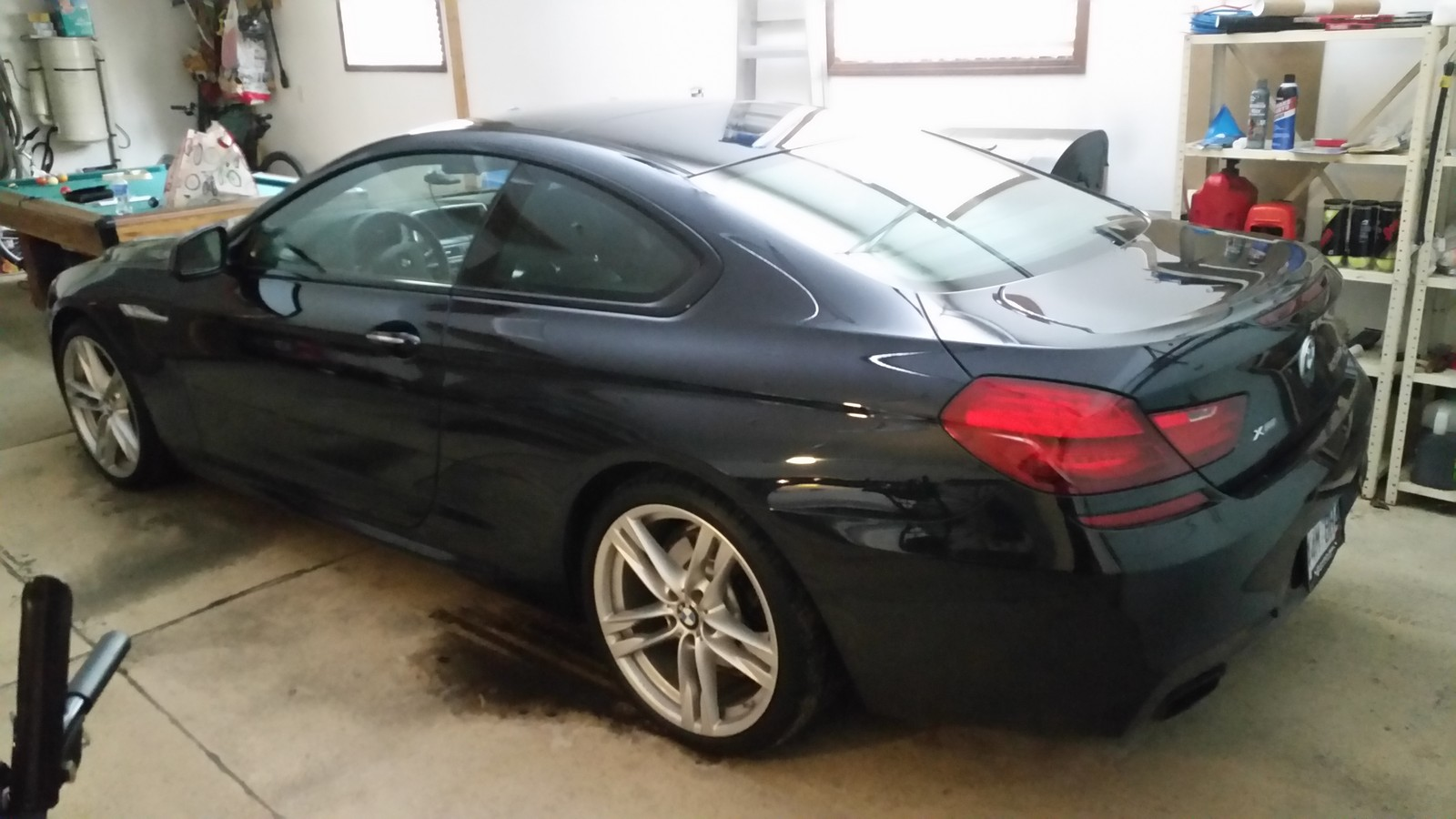 2013 Bmw 650i Xdrive 1 4 Mile Trap Speeds 0 60 Dragtimes Com