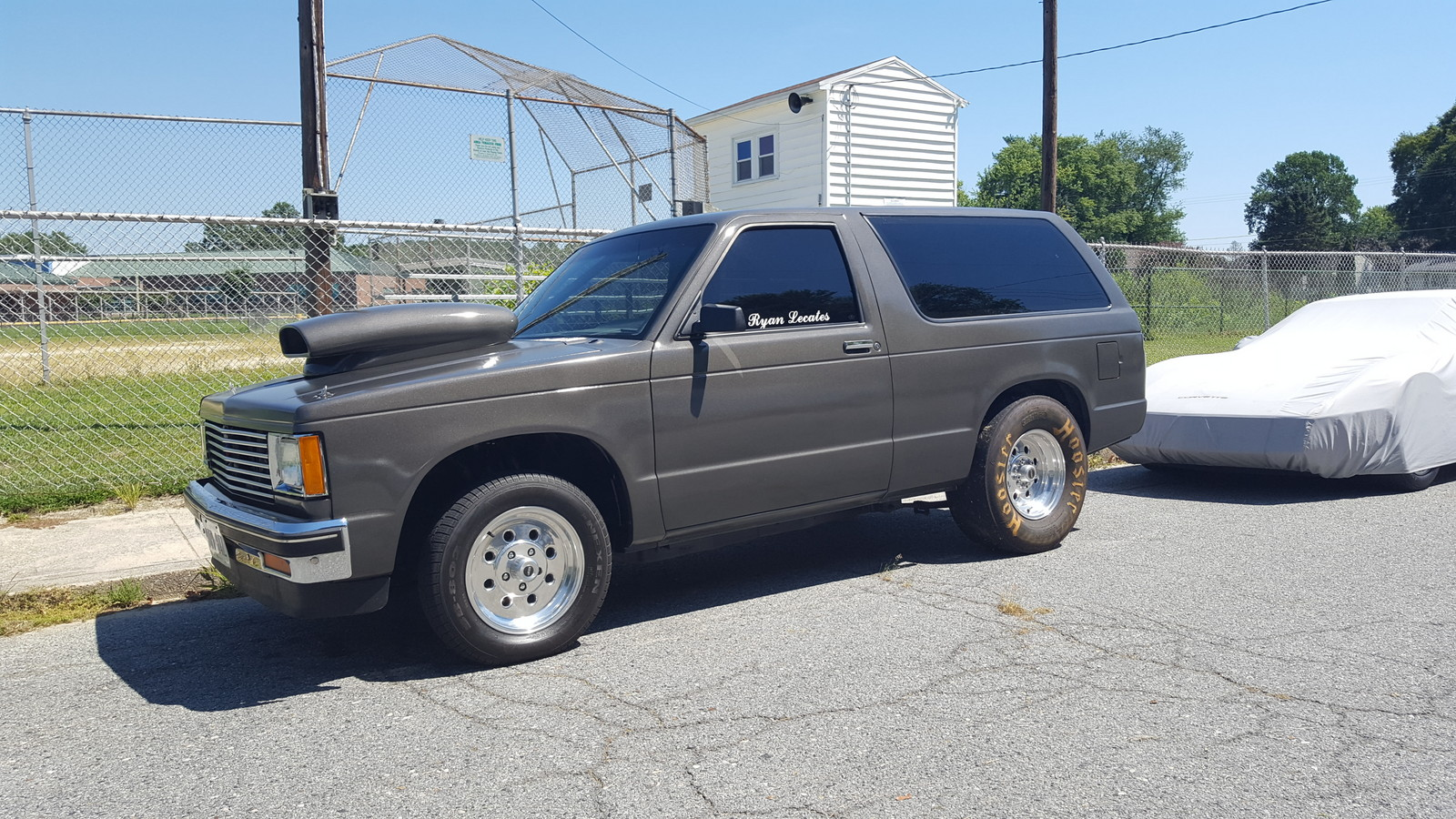 1 4 Mile Times >> 1988 Chevrolet S10 Blazer 1/4 mile Drag Racing timeslip specs 0-60 - DragTimes.com