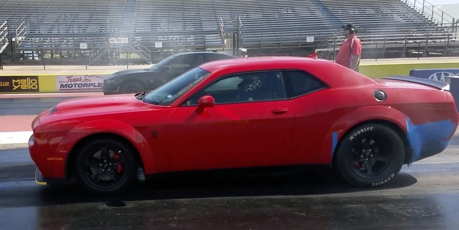 2018 Dodge Challenger Demon Race PCM