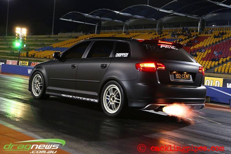 2009 Audi S3 8P 1/4 mile Drag Racing timeslip specs 0-60 ...