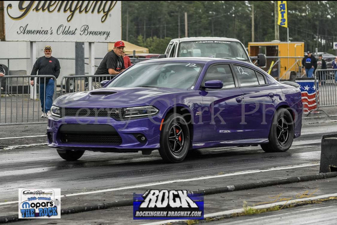 charger dodge scat pack timeslip dragtimes mile drag specs racing