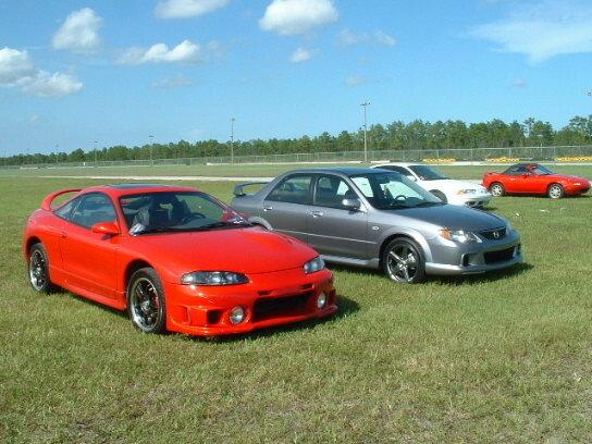 2003 Mazda Protege Mazdaspeed 1/4 mile trap speeds 0-60 ...