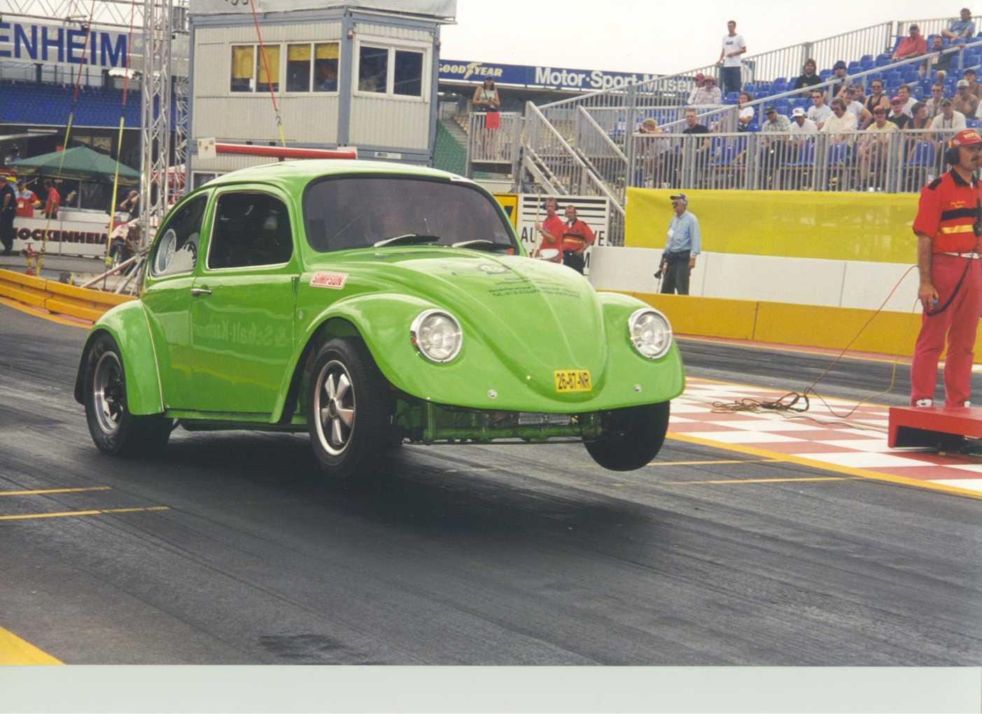 volkswagen beetle   mile trap speeds   dragtimescom