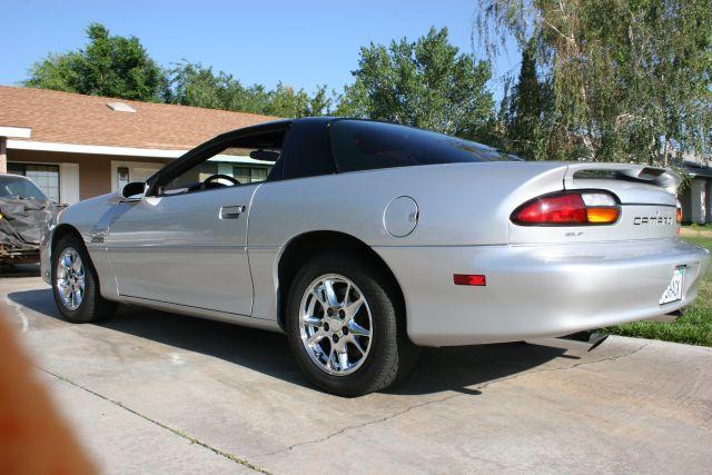 2002 Chevrolet Camaro Z28 1 4 Mile Trap Speeds 0 60