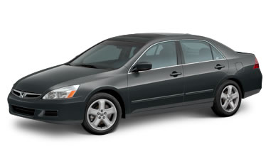 2006 Honda Accord Ex V6 6m