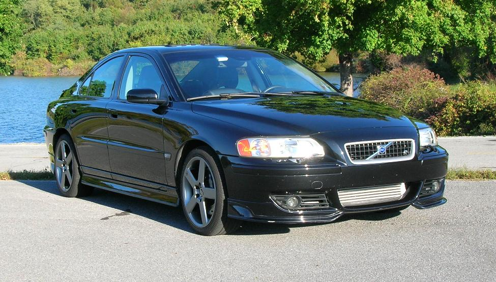 2006 Volvo S60 R 1/4 mile trap speeds 0-60 - DragTimes.com